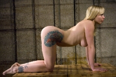 Slave Girl Adrianna Nicole Trained To Submit And Fuck